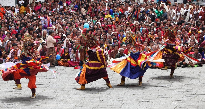 Essence of Bhutan - Sacred Festivals & Ancient Culture 9