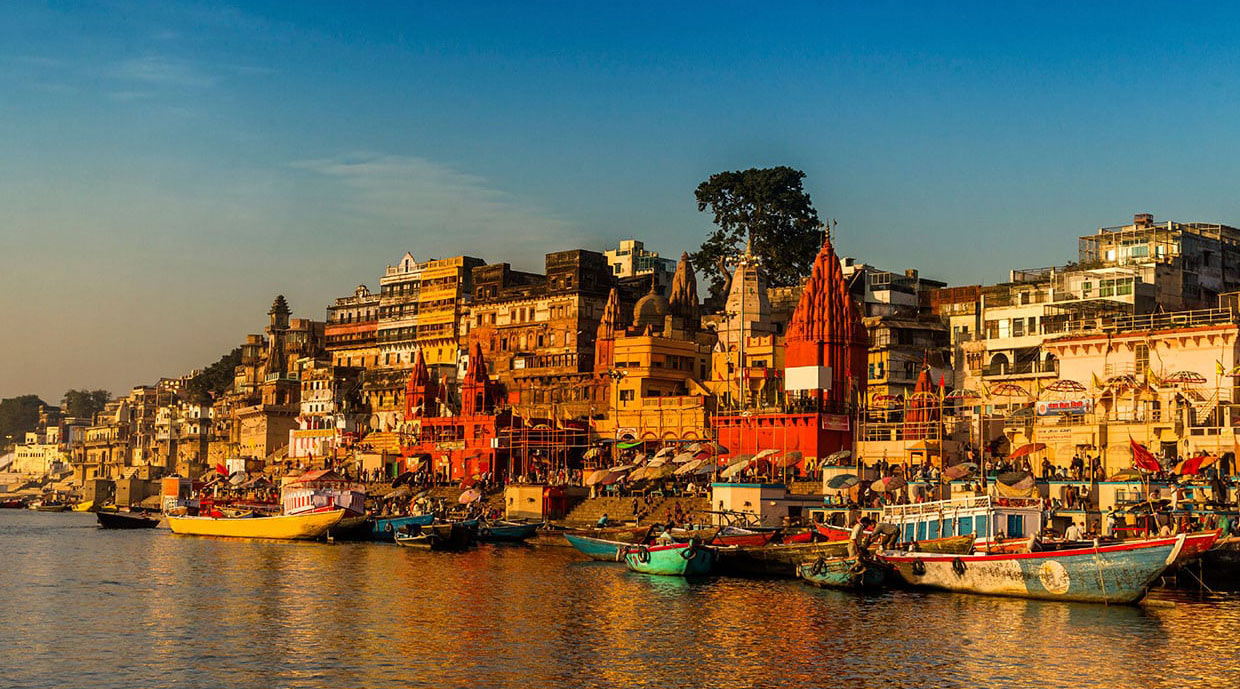 Varanasi – Oldest Inhabited City of India