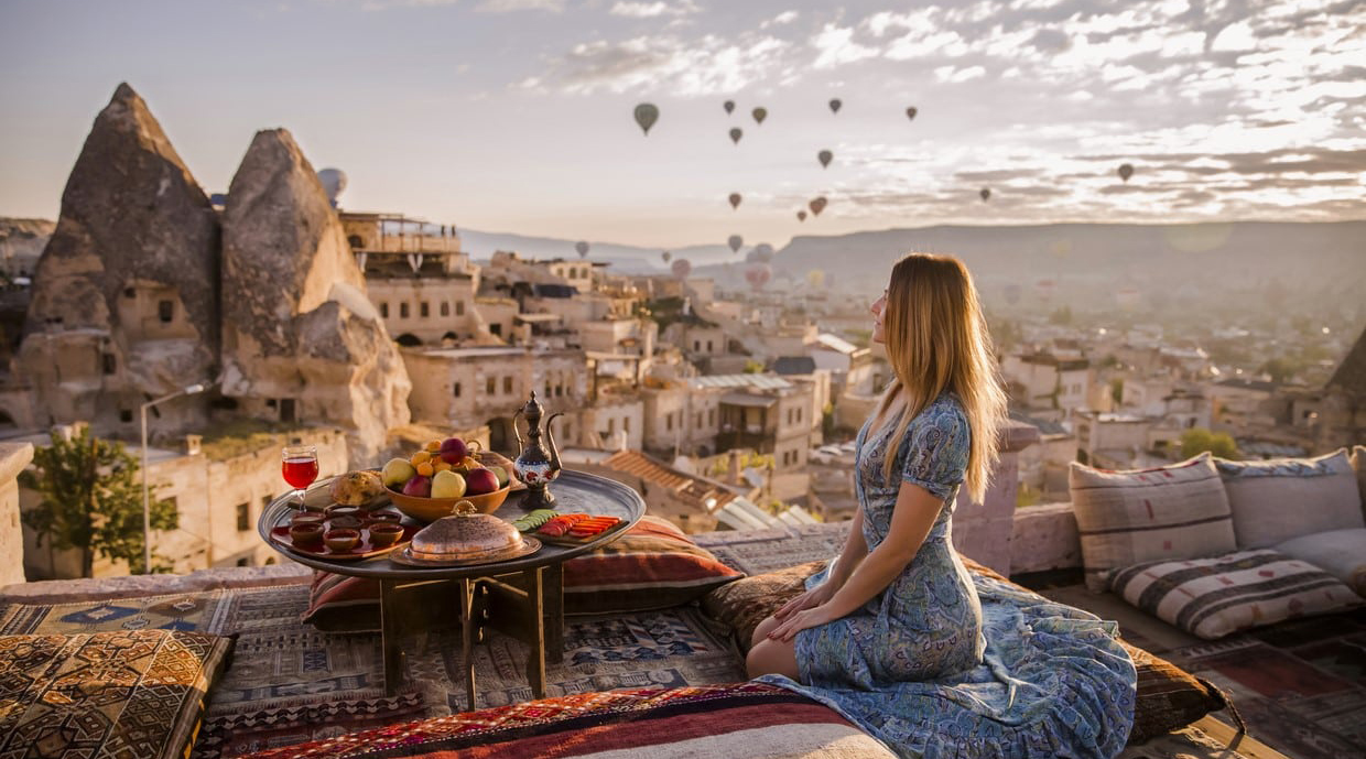 Cappadocia – Beautiful Heaven in Anatolia