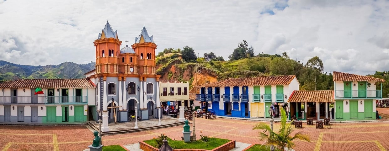 Colombia Private tour to Medellin and Cartagena 10