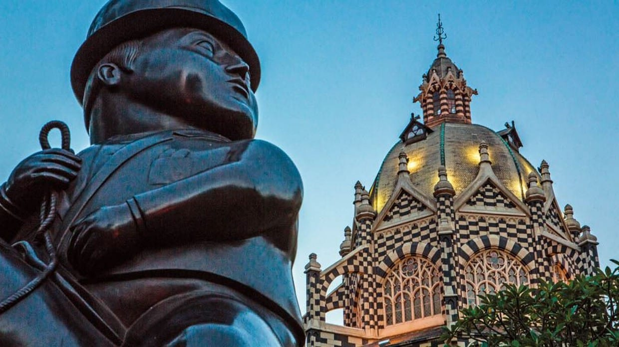 Colombia Private tour to Medellin and Cartagena 9