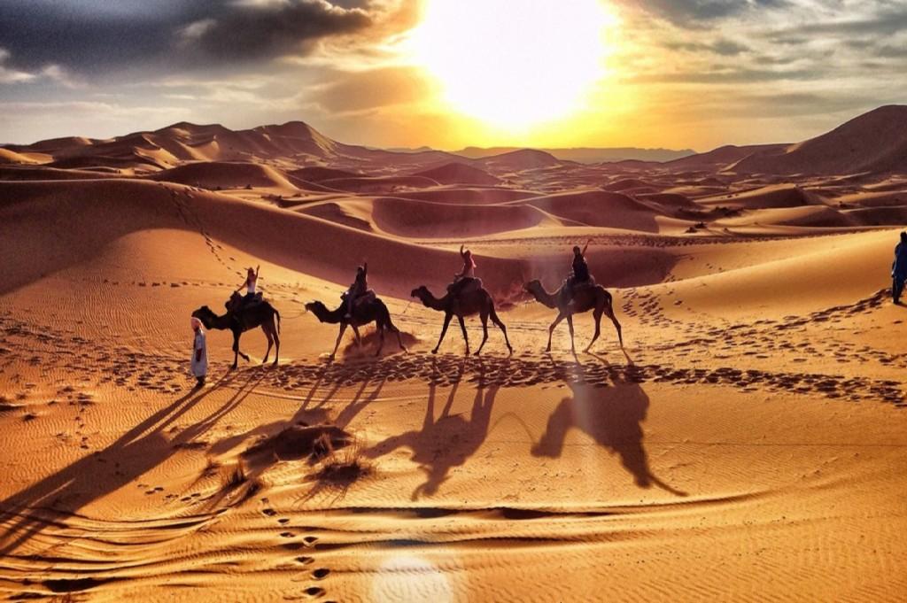 6-Days Tour From Marrakech to Chefchaouen via Merzouga Desert 8