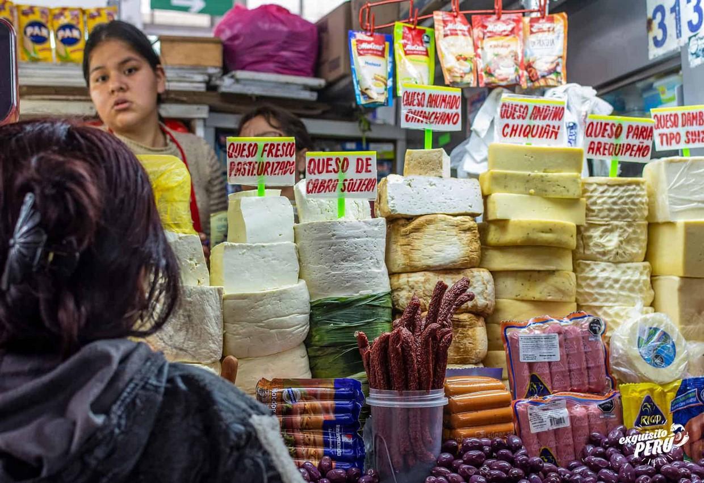 Lima's Biggest Market & Off the Beaten Path Food Tour 4