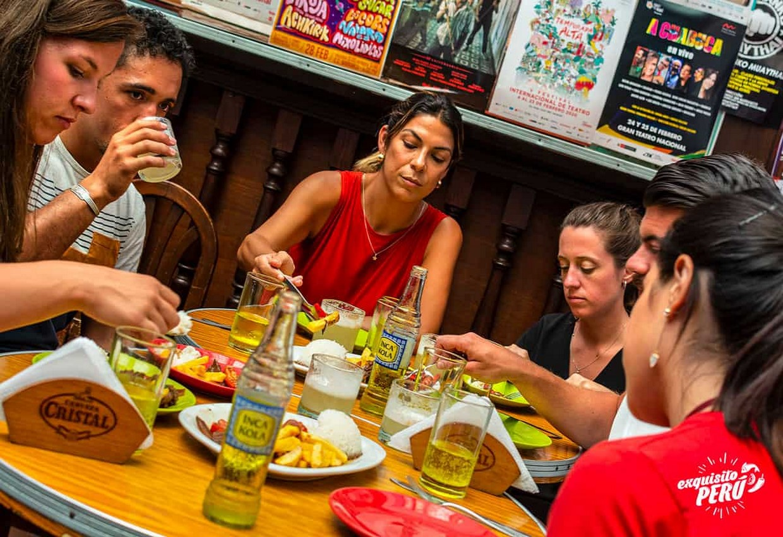 Lima Vegan Peruvian Food Tour in Artsy Barranco 4