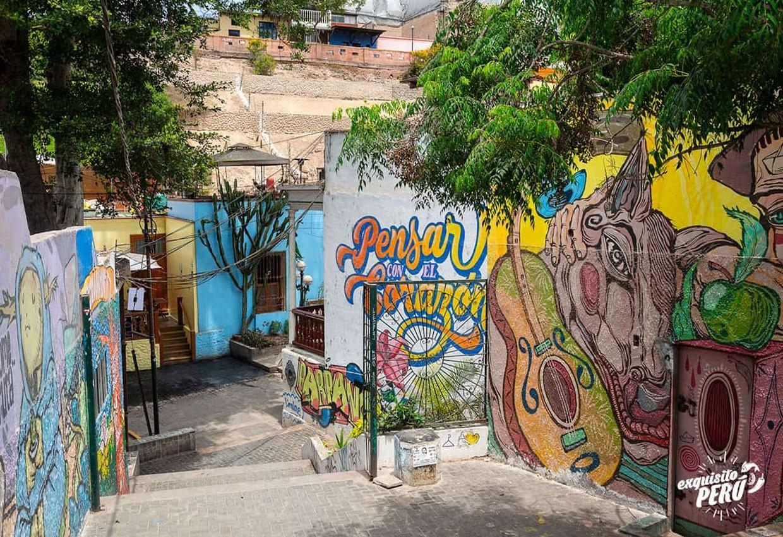 Lima Ultimate Peruvian Food Tour in Artsy Barranco 5