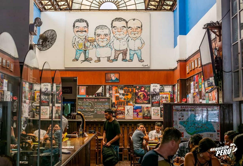 Lima Ultimate Peruvian Food Tour in Artsy Barranco 4