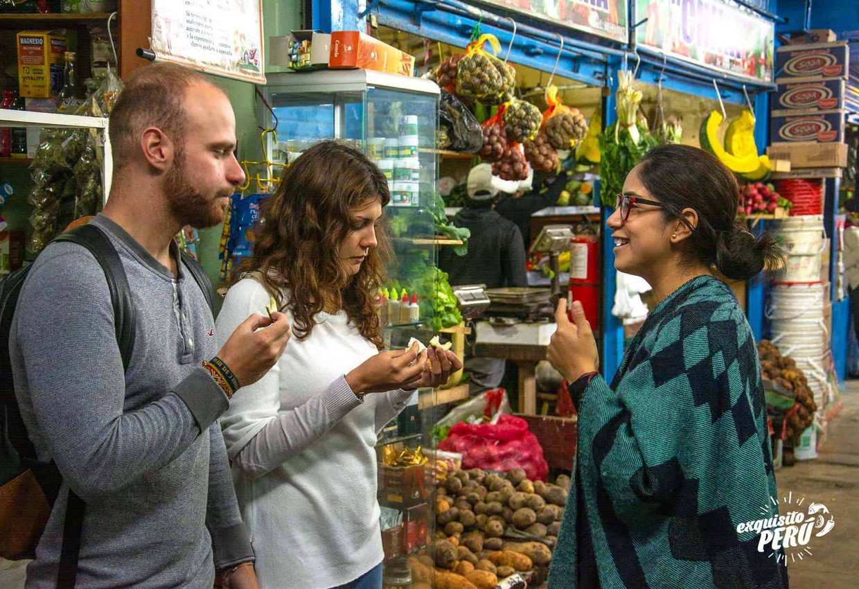 Market & Cooking Class Tour with a Peruvian Chef 8