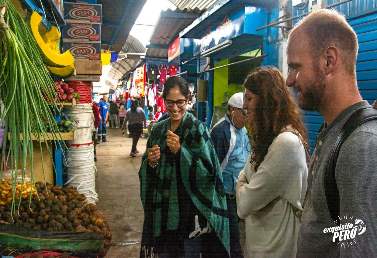 Market & Cooking Class Tour with a Peruvian Chef 7