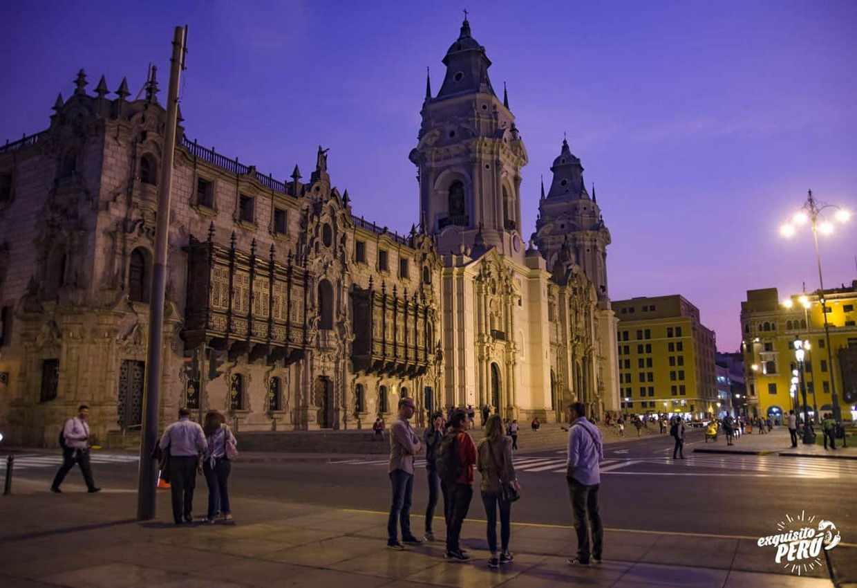 Street Food Tour in Lima's Historic Centre 9