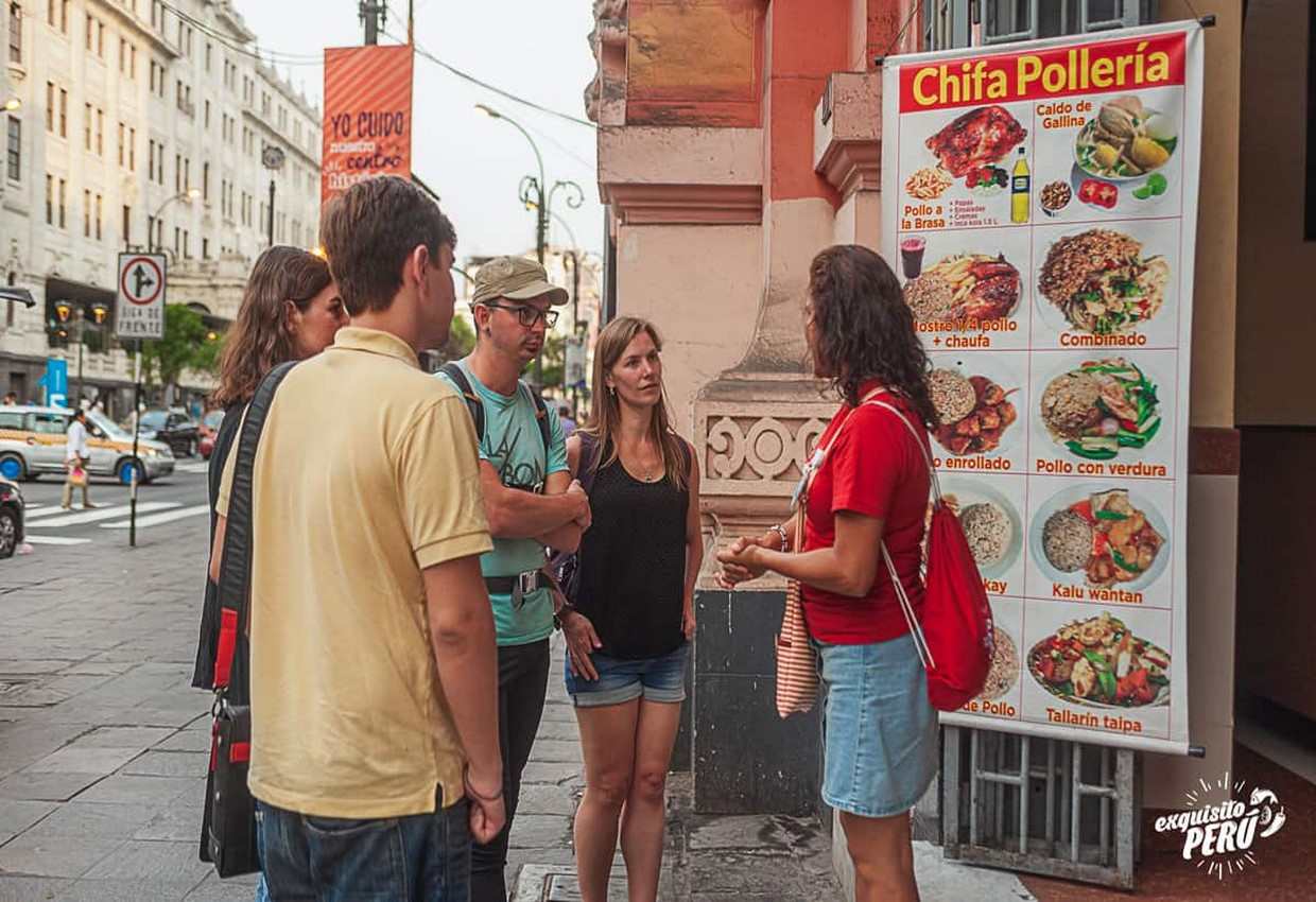 Street Food Tour in Lima's Historic Centre 7