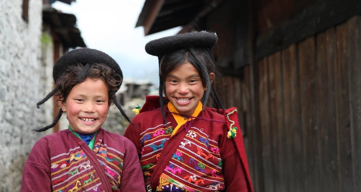 Amazing Bhutan From East to West+Mountain Flight 7
