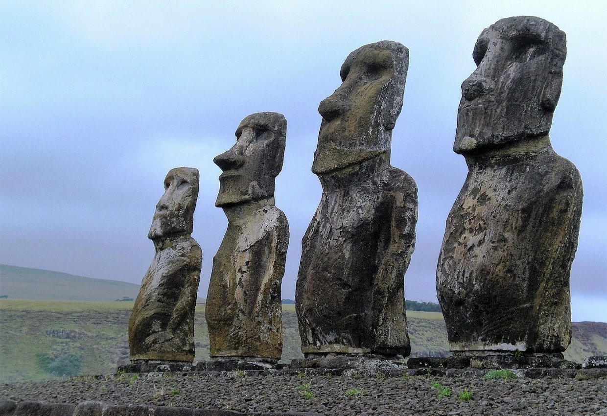 #Easter Island Tour
