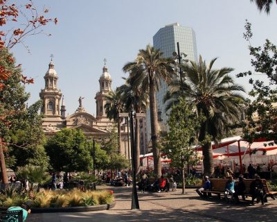 #Santiago City Tour