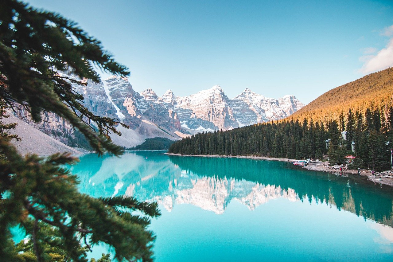 6 Day Rocky Mountain Explorer Private Tour 1