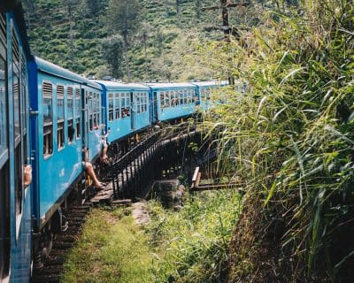 Ella Train Ride - ceylon travel dream