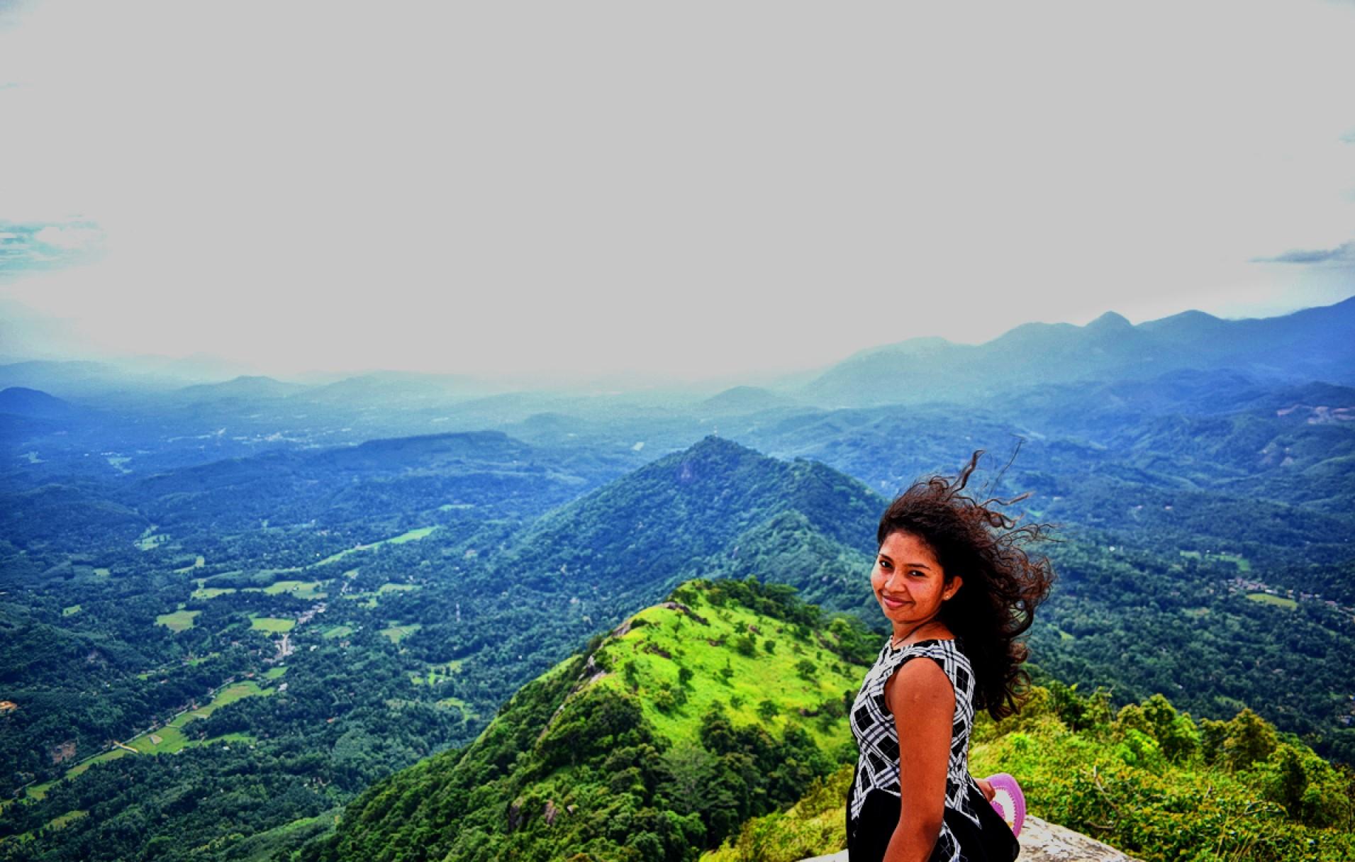 Sri Lanka Robinhood Village Trail with Alagalla Mountain Trekking 5