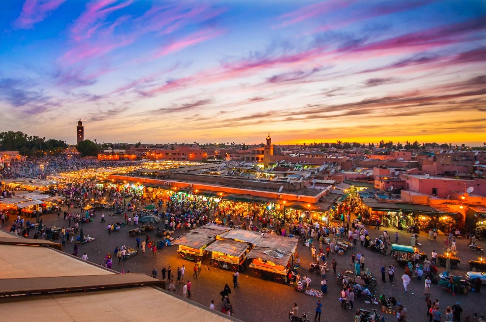 Marrakech - Essaouira - Agadir - Tafraout 4