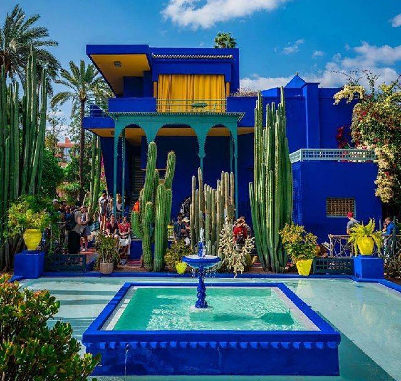Tangier - Chefchaouen - Erg Chebbi and Marrakech 4