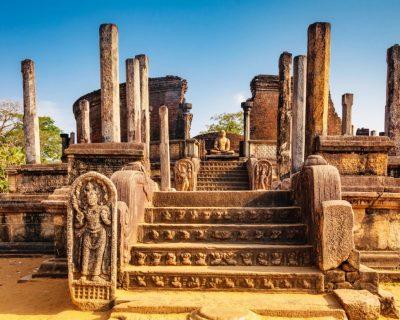 Polonnaruwa - ceylon travel dream