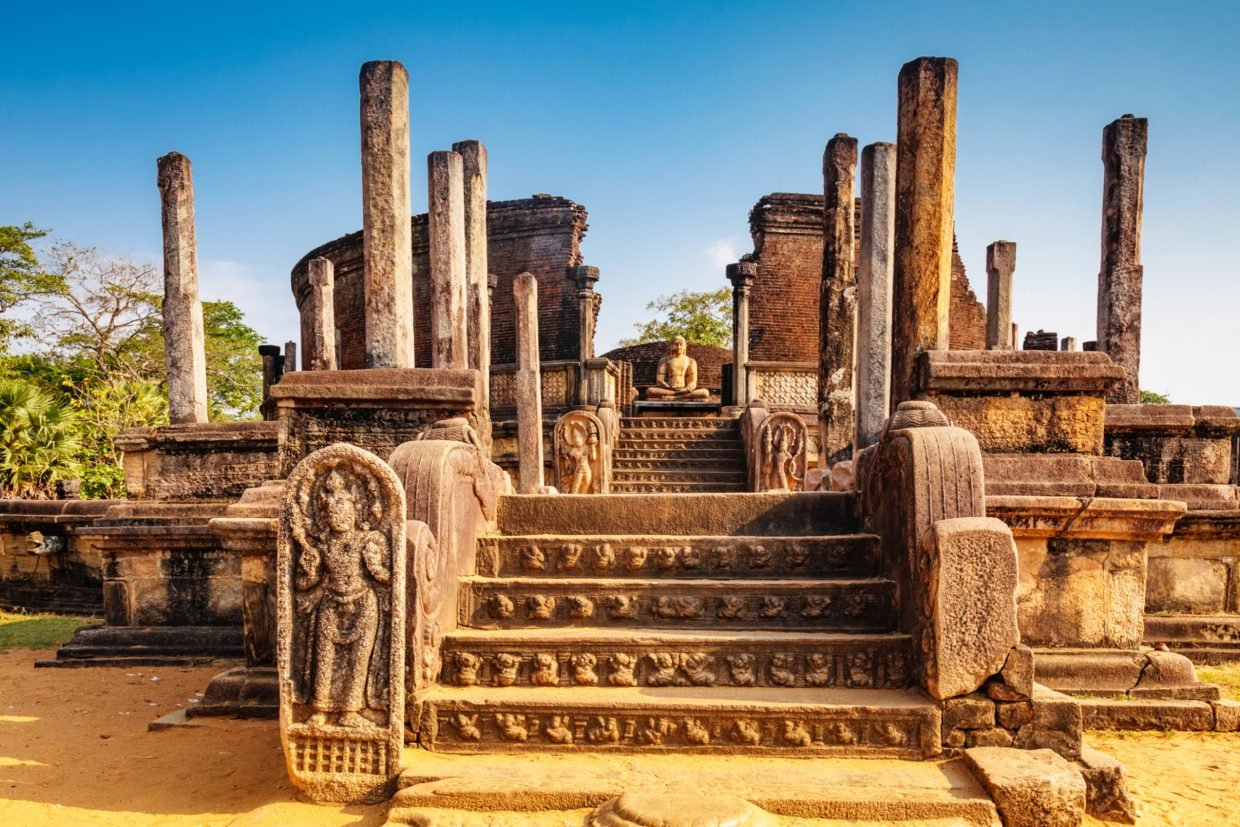 Polonnaruwa - ceylon travel dream