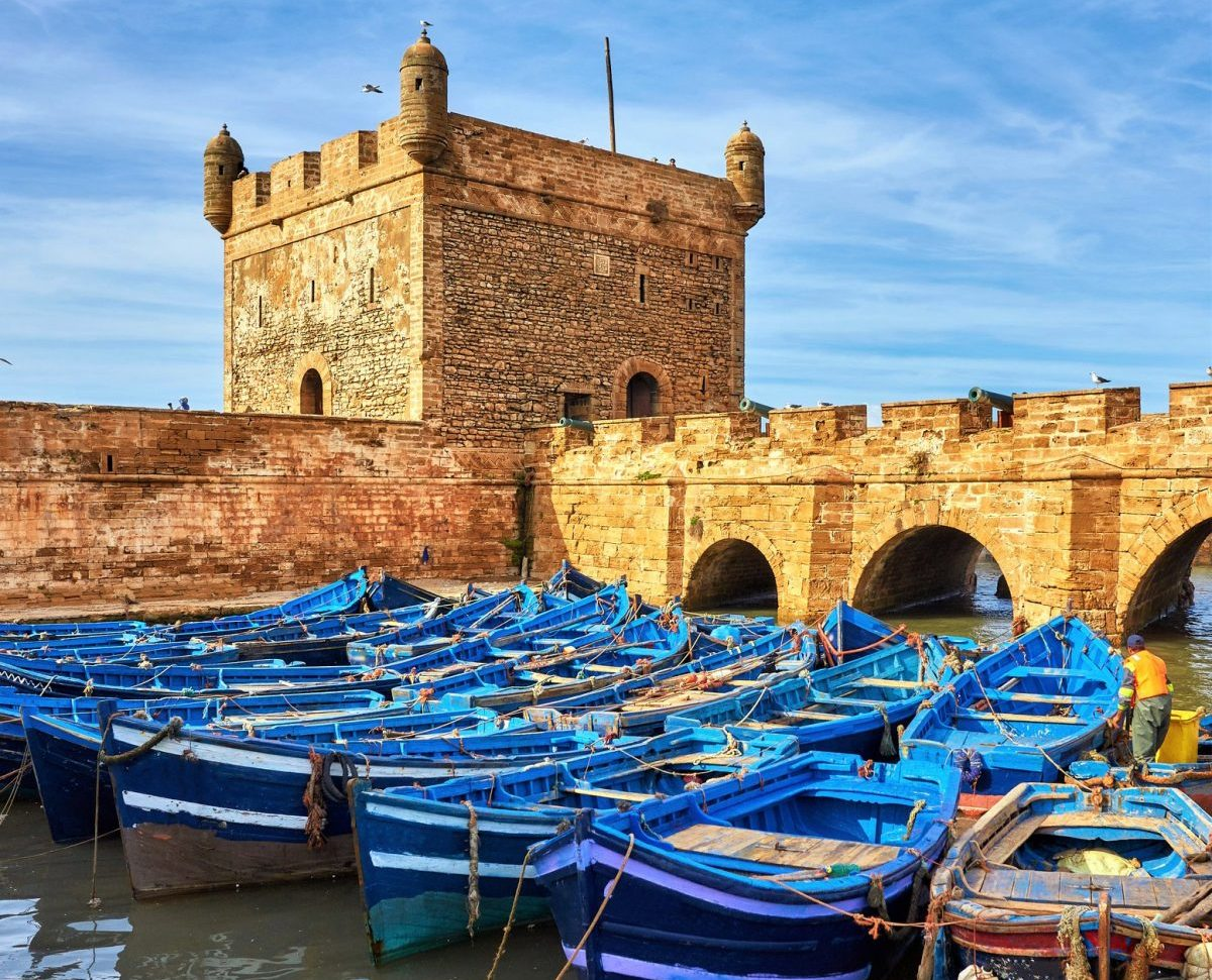 Marrakech - Essaouira - Agadir - Tafraout 2