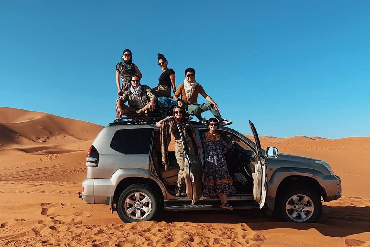 Deep to Paris Dakar Rally 2