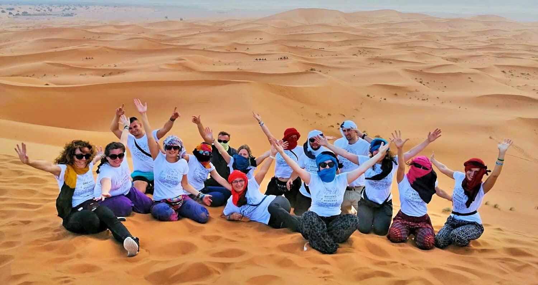 Deep to Paris Dakar Rally 1