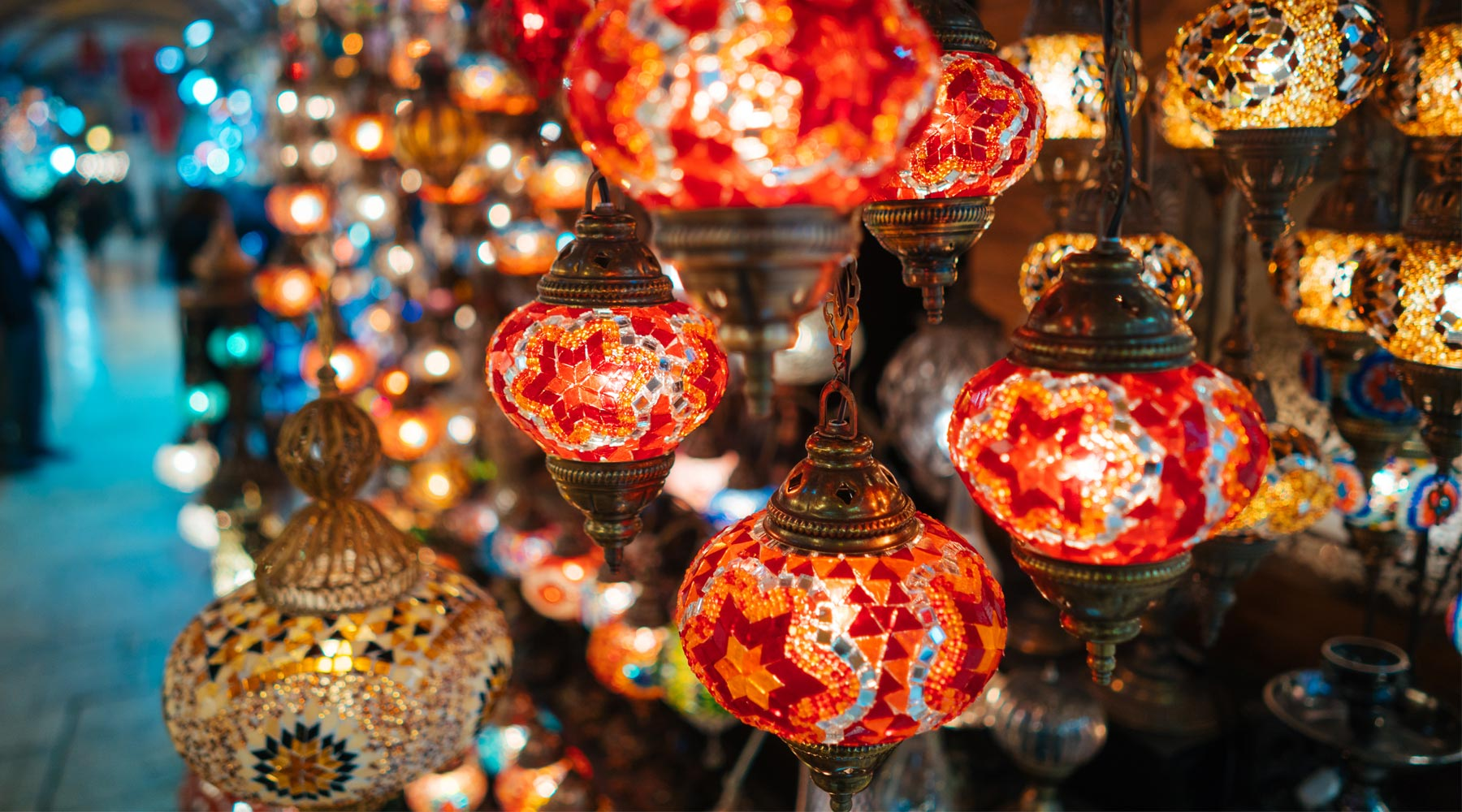 Istanbul Grand Bazaar – The Largest Covered Market in The World