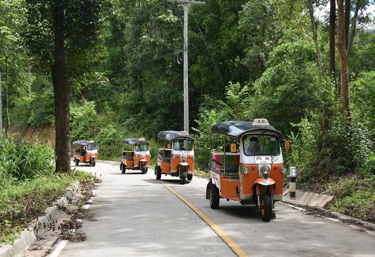 Tuk Tuk Adventure in Northern Thailand - Self Drive 1