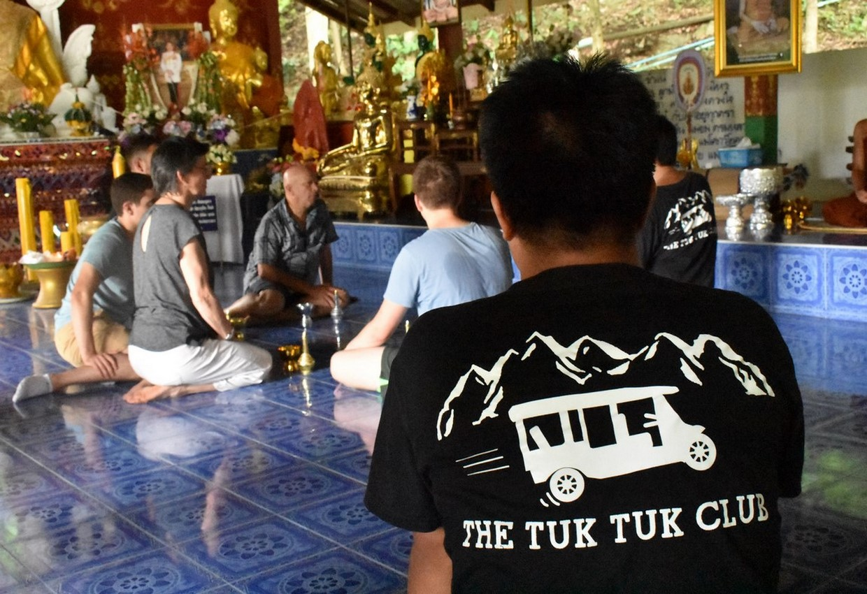 Tuk Tuk Adventure in Northern Thailand - Chauffeur Driven 10
