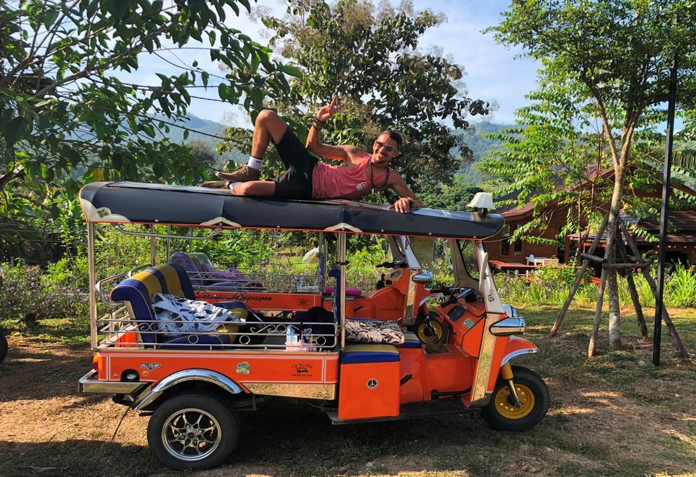 11 Days Thailand Tuk Tuk Tour 1