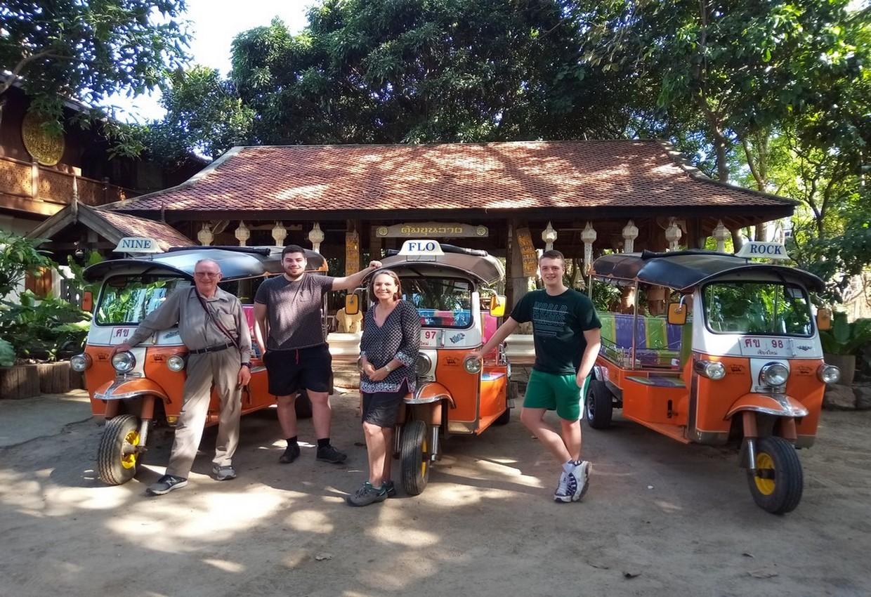 11 Days Thailand Tuk Tuk Tour 2
