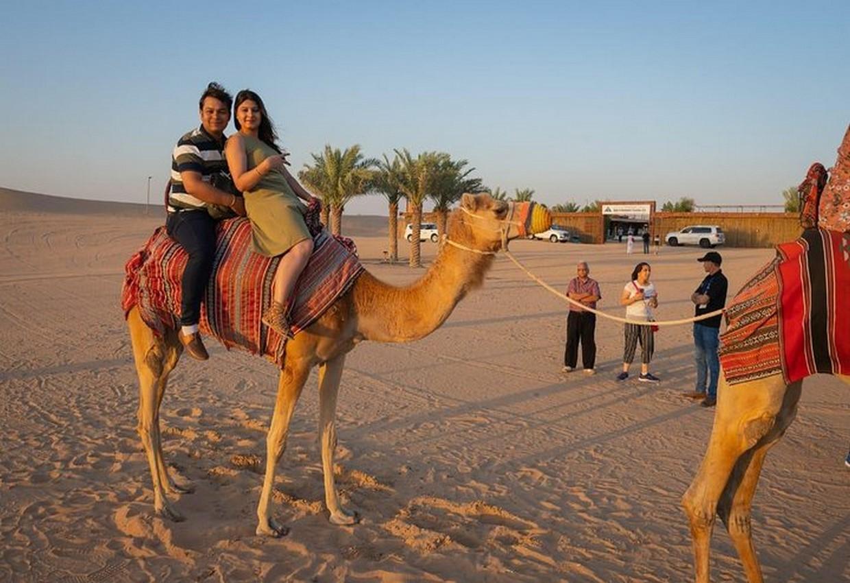 Standard Dubai Desert Safari 7