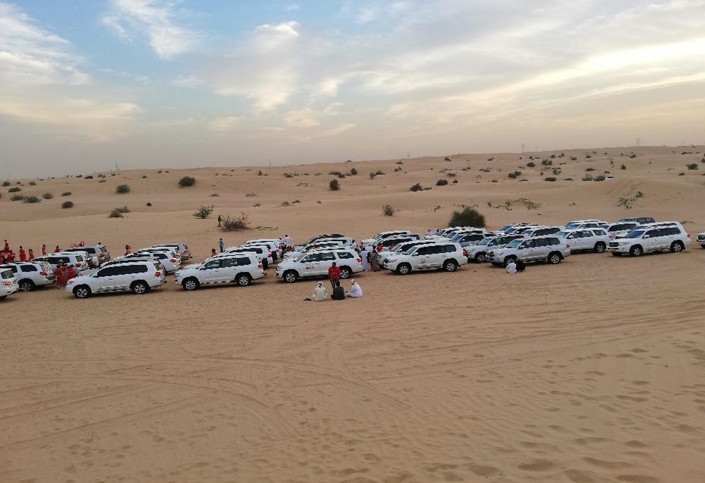 Standard Dubai Desert Safari 2