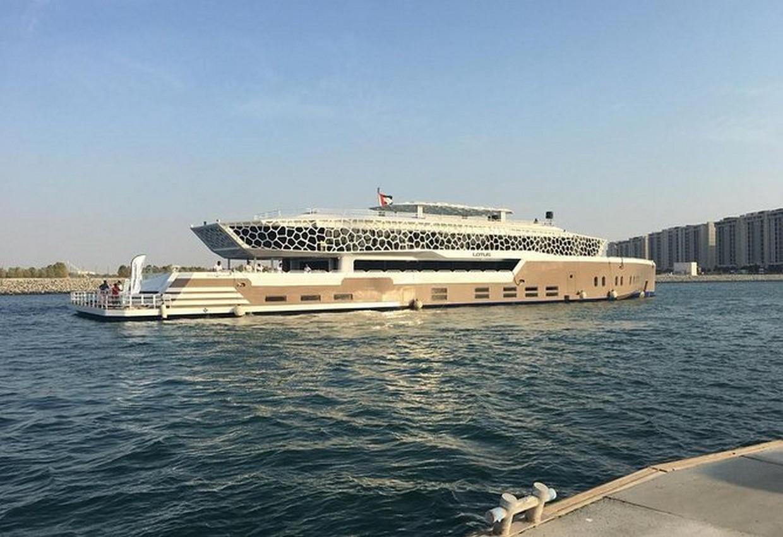 Dhow Cruise Marina Dubai 10