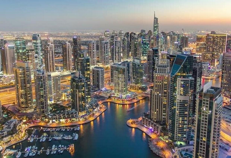 Dhow Cruise Marina Dubai 9