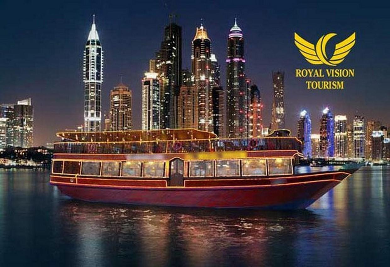 Dhow Cruise Marina Dubai 6