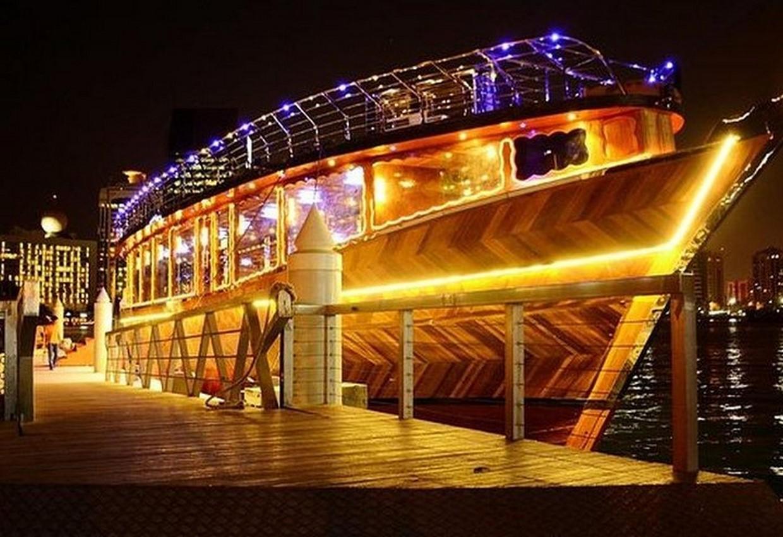 Dhow Cruise Marina Dubai 1