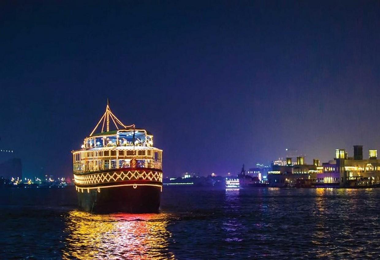 Dhow Cruise Marina Dubai 5