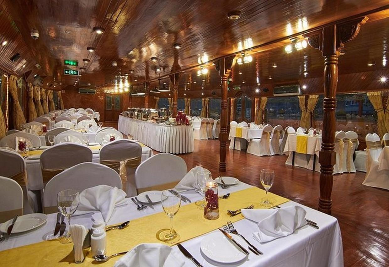 Dhow Cruise Marina Dubai 8