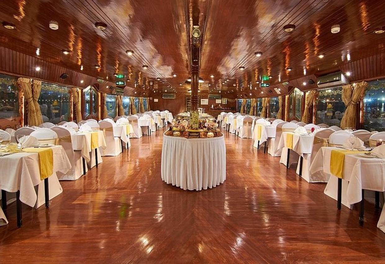 Dhow Cruise Marina Dubai 4