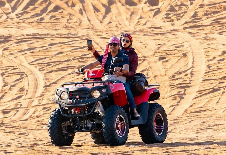 VIP Desert Jeep Tour - Jeep Wrangler Safari 2