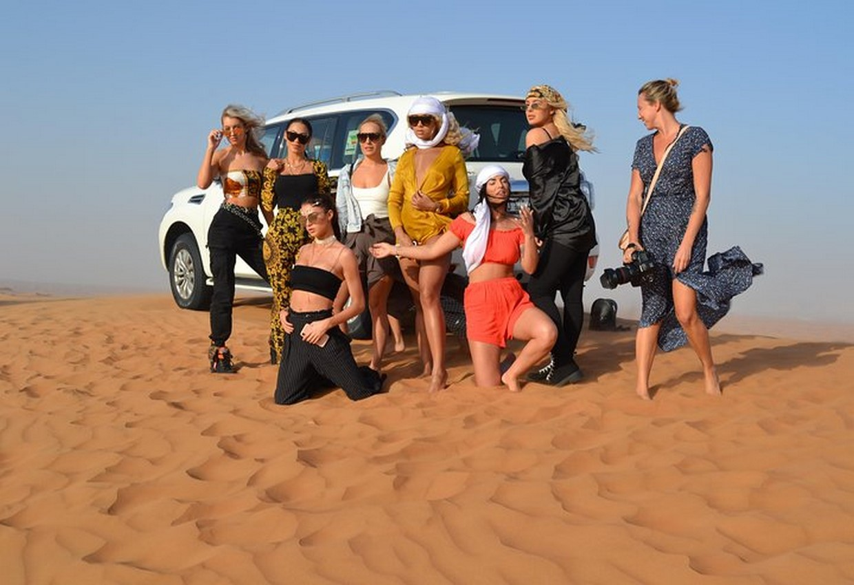 Exclusive Desert Safari 1