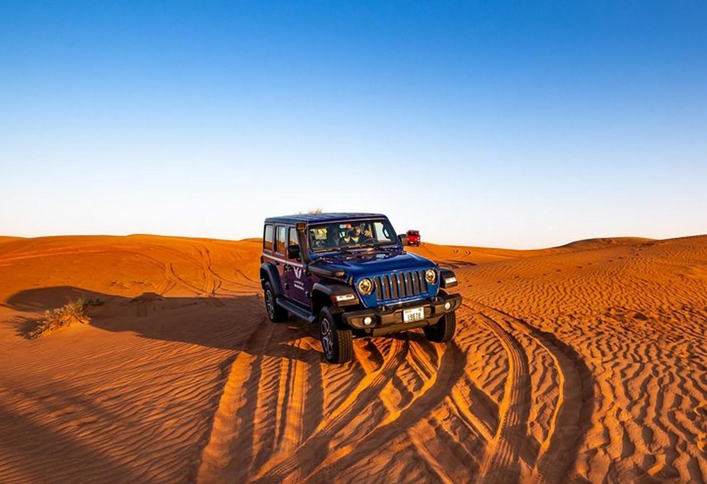 Morning Desert Safari 7