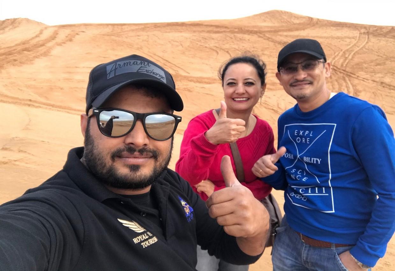 Morning Desert Safari 9