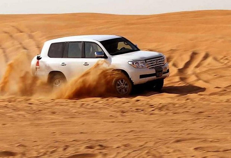 Morning Desert Safari 4