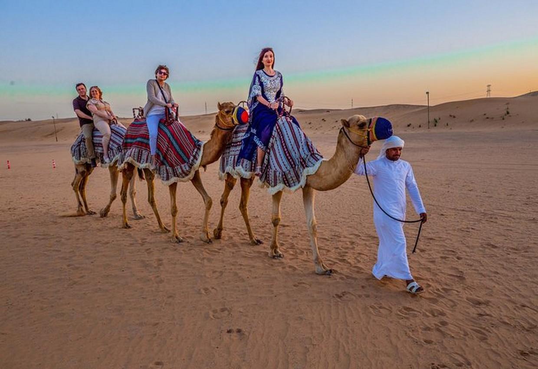 Morning Desert Safari 10