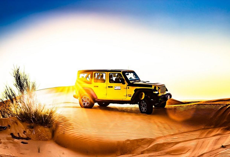 Morning Desert Safari 3