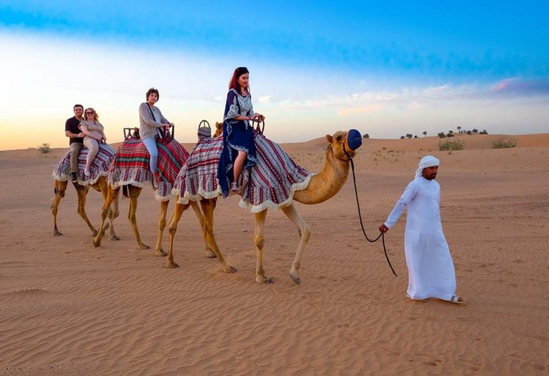 Desert Dunes Safari - Quad Bike 7