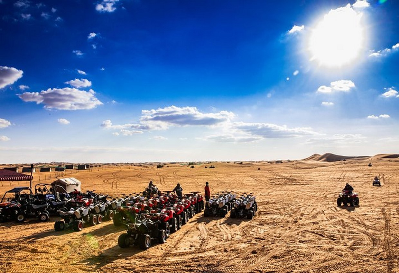Desert Dunes Safari - Quad Bike 5